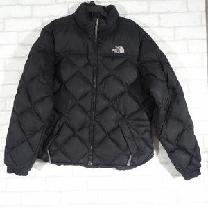 Womens The North Face 600 Down Puffer Jacket Sz M